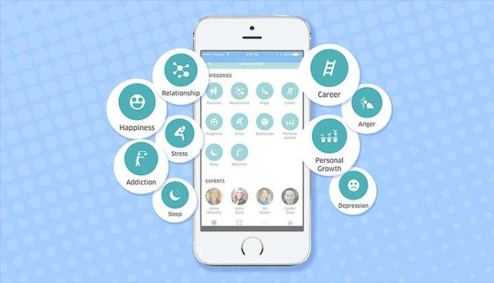 Mindsail es una aplicación que te ayuda contra la ansiedad