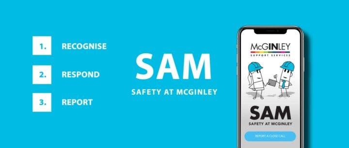SAM es una App desarrollada para ayudarte contra la ansiedad