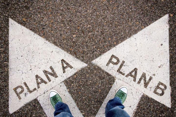 Contar con una estrategia de salida para vencer la ansiedad