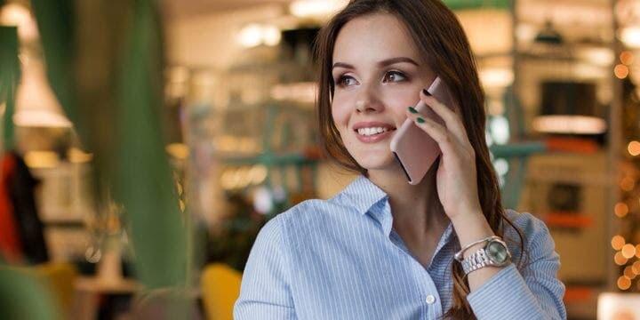 ¿Cómo atender una llamada correctamente?