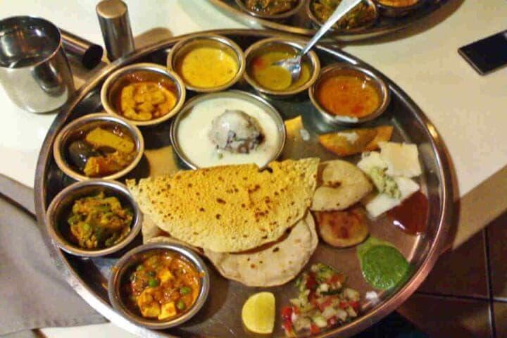 Plan de dieta semanal con comida india