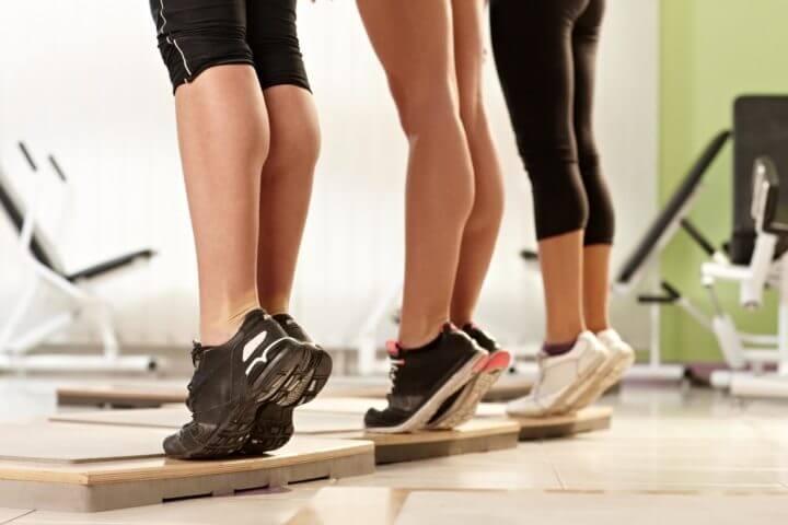 Ejercicios para los músculos bilaterales de las piernas