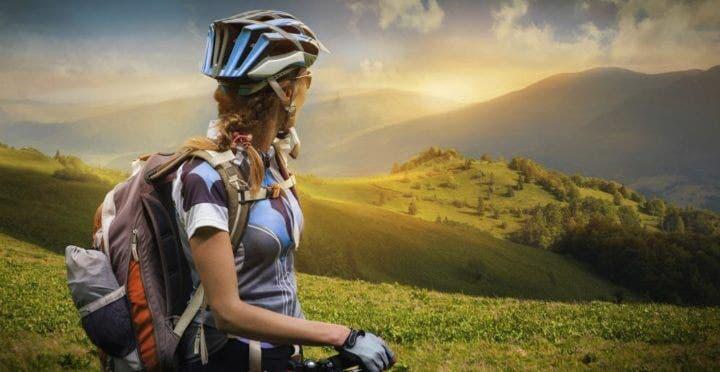 Pensamientos positivos que te ayudarán a escalar mejor en bicicleta
