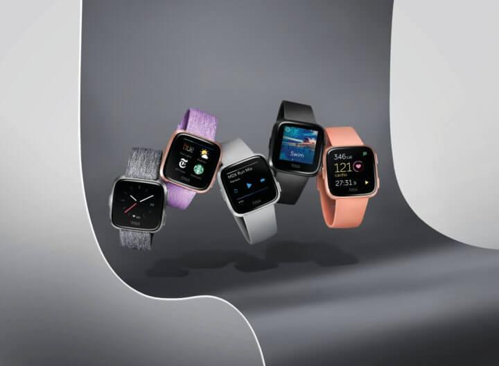 Funcionalidades del Fitbit Versa