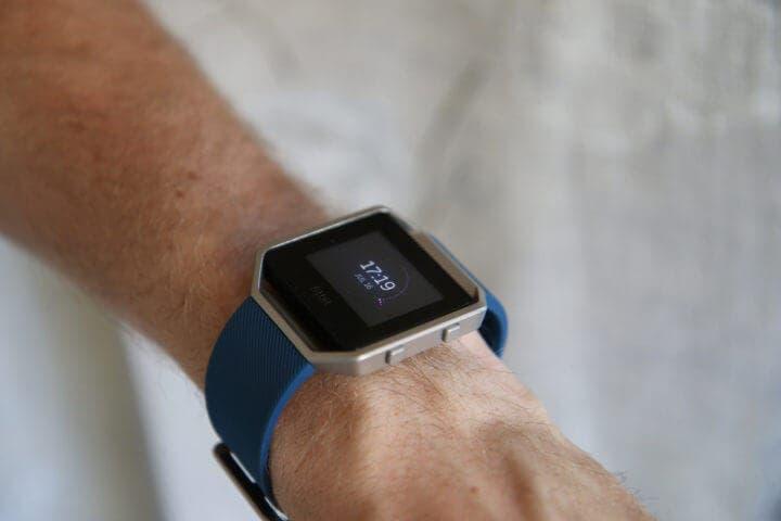 El Fitbit Versa es muy indicado para ciclistas