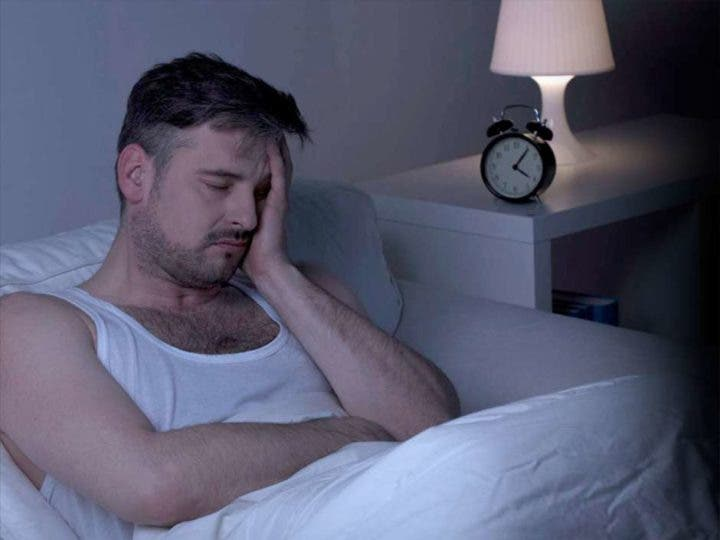 Alteración de los patrones del sueño por consumo de cafeína