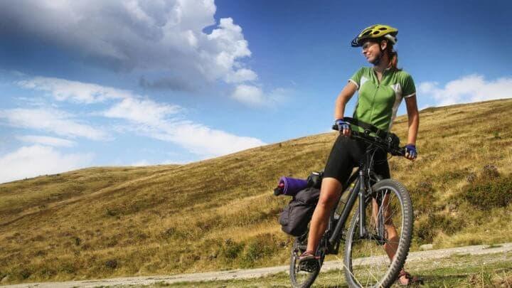 Recuperar el hábito de montar en bicicleta
