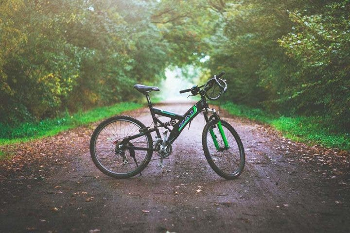 Centrarse en metas que te motiven a volver al ciclismo