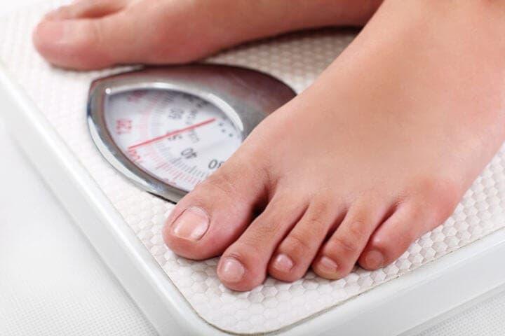 Aumento de grasa por deficiencia de vitamina C