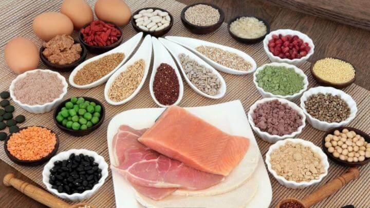 Consumir más proteínas te ayuda a obtener un abdomen definido