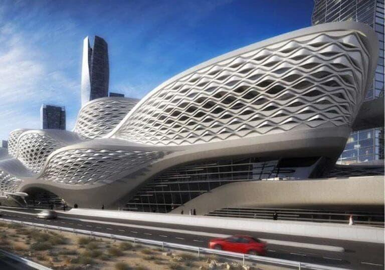 Proyectos de infraestructura más avanzados