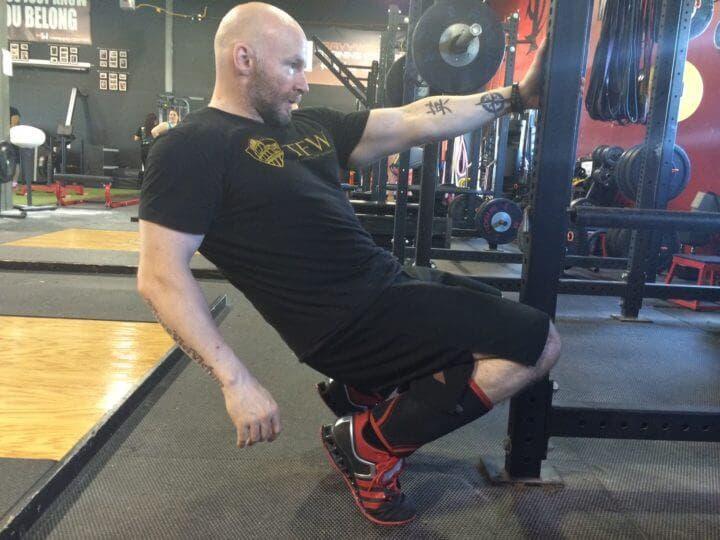 Cómo entrenar correctamente la extensión de rodilla