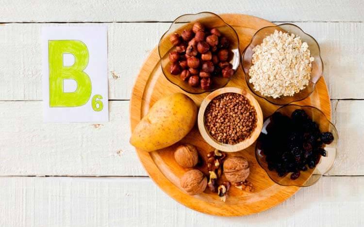Alimentos fuente de vitamina b6