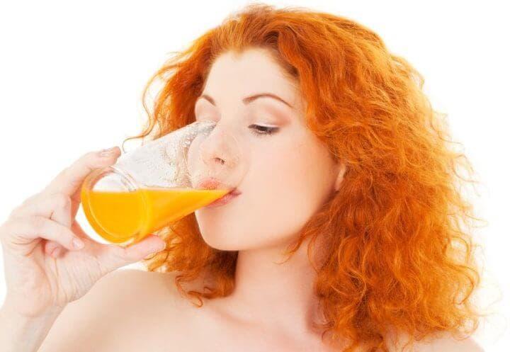 Señales de poca vitamina C
