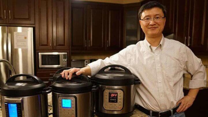 Cocinar con la Instant Pot