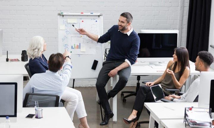Cómo liderar tu equipo de trabajo