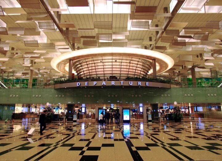 Aeropuertos con mejores instalaciones del mundo