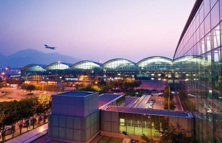 Aeropuertos más lujosos del mundo