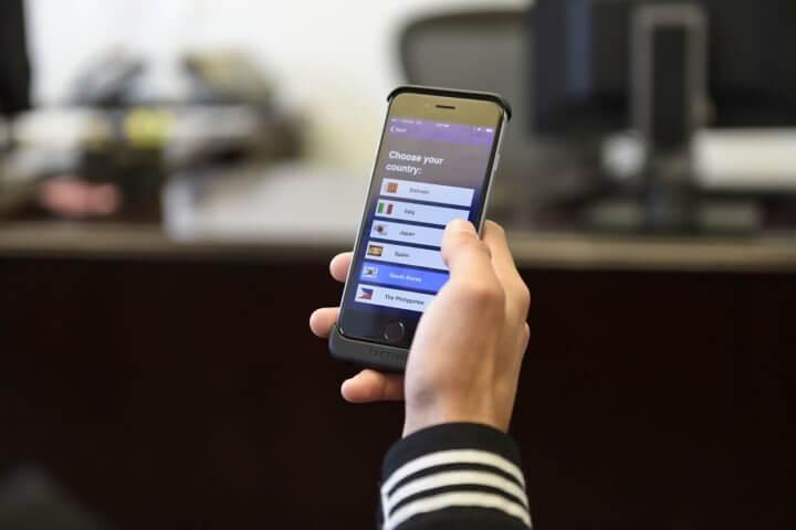 App No Zero Days realiza un seguimiento de tus actividades