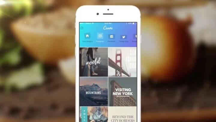 App para hacer trabajos de diseño gráfico