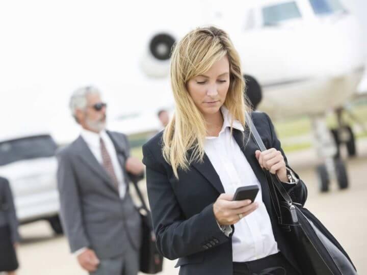 Mejores Apps para personas que viajan por negocios