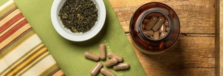 Beneficios de las cápsulas de extracto de té verde