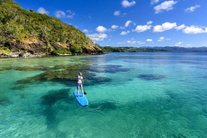 Sitios turísticos para visitar en Fiji