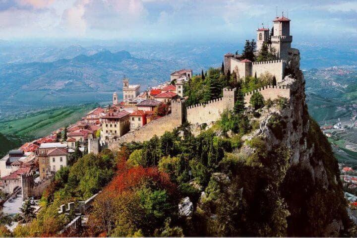¿Qué visitar en San Marino?