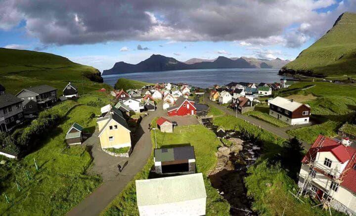 Lugares para visitar en los Islas Feroe