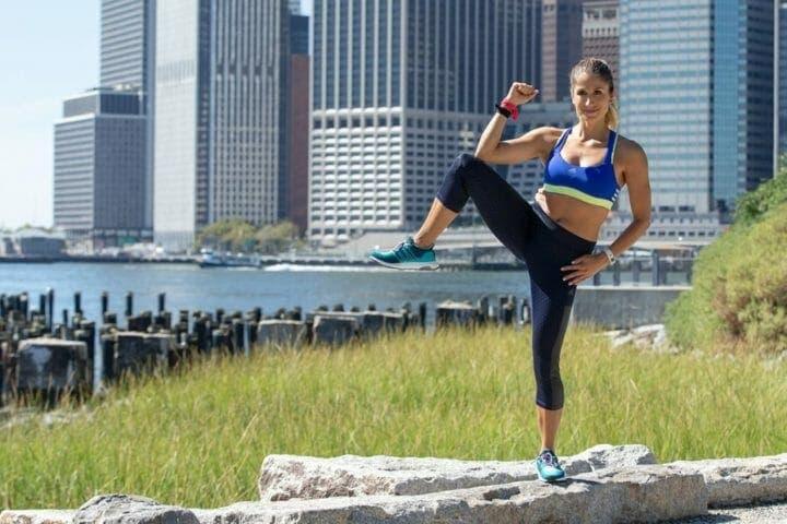 Rutina de ejercicios de bajo impacto para la rodilla