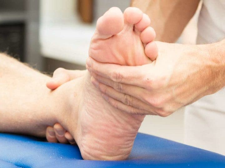 Pruebas médicas para determinar pronación excesiva del pie