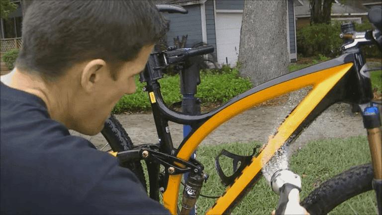 Cómo mantener correctamente tu bicicleta
