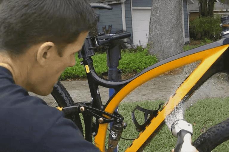 La guía definitiva para limpiar tu bicicleta paso a paso