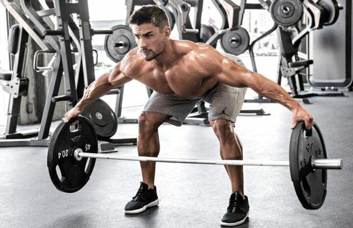 Beneficios de entrenar el agarre en el gimnasio
