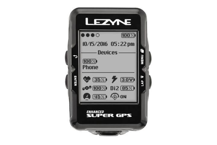 Ciclocomputadora Lezyne Super GPS