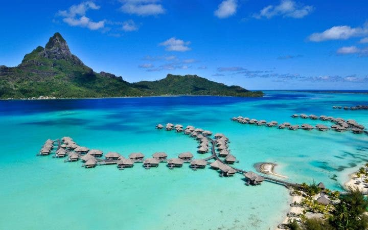 Sitios para ir de vacaciones en la Polinesia Francesa