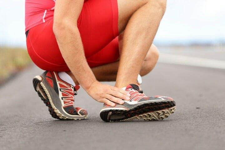 Sobrepronación por mala postura del pie