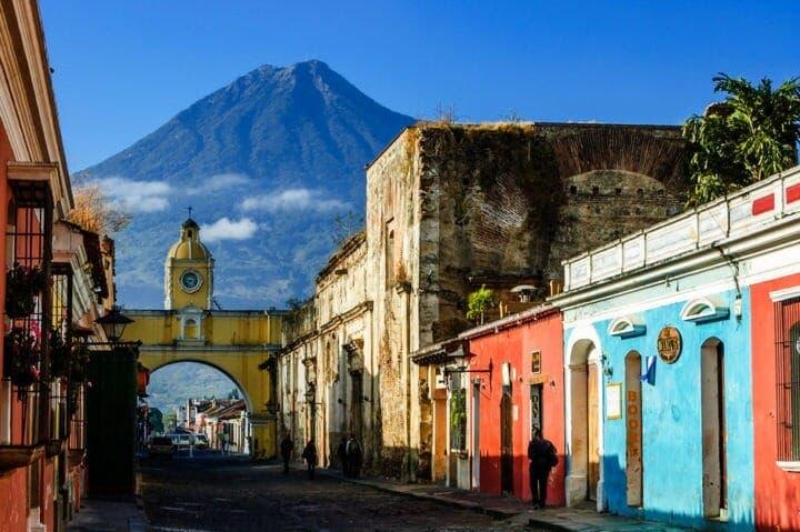 ¿Qué se puede visitar en Guatemala?
