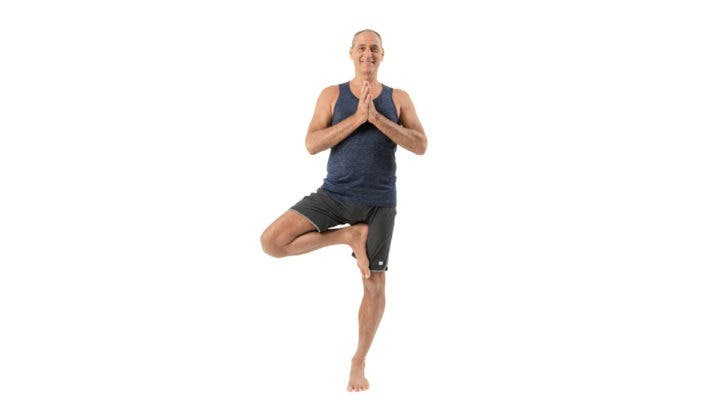 Las poses de yoga más fáciles