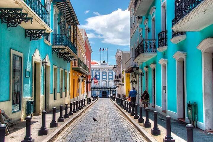 Lugares para conocer en Puerto Rico