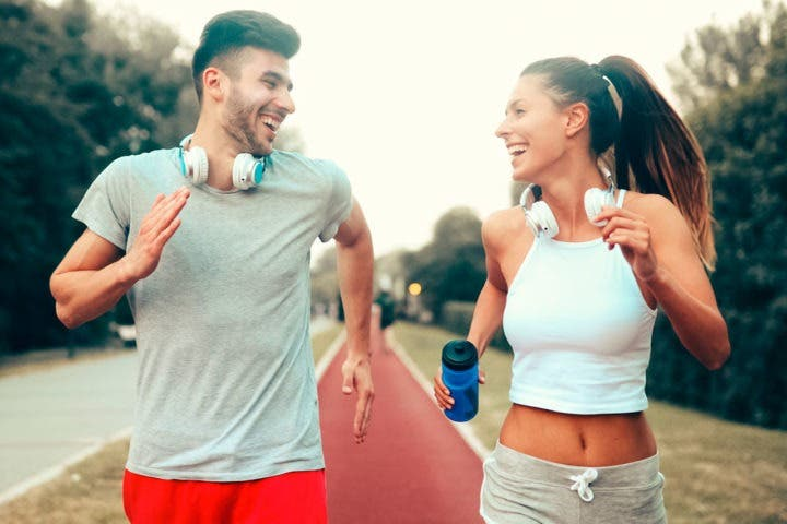 Beneficios de salir a correr sin auriculares
