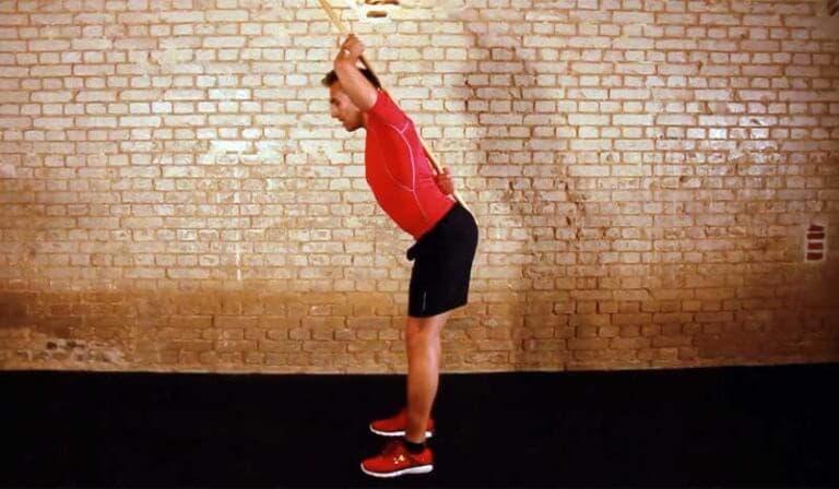 rutina con ejercicios para mejorar la postura corporal