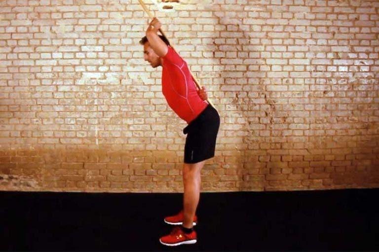 La mejor rutina para corregir una mala postura corporal