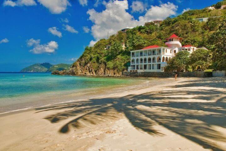 Lugares para visitar en las Islas Vírgenes Británicas