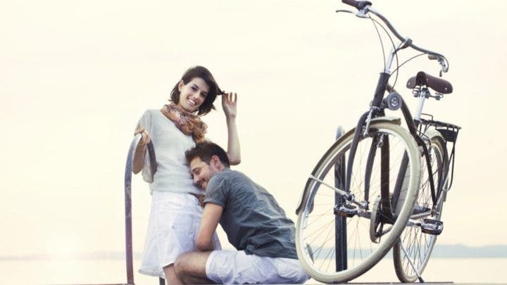 Precauciones al montar en bicicleta durante el embarazo