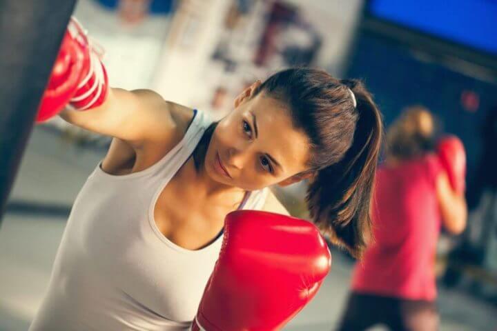 El Muay Thai mejora los reflejos