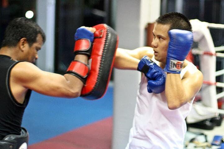 El Muay Thai te enseña a defenderte