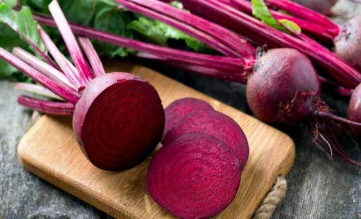 La remolacha es un alimento con carbohidratos saludables