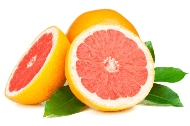 La toronja es una fruta con carbohidratos saludables