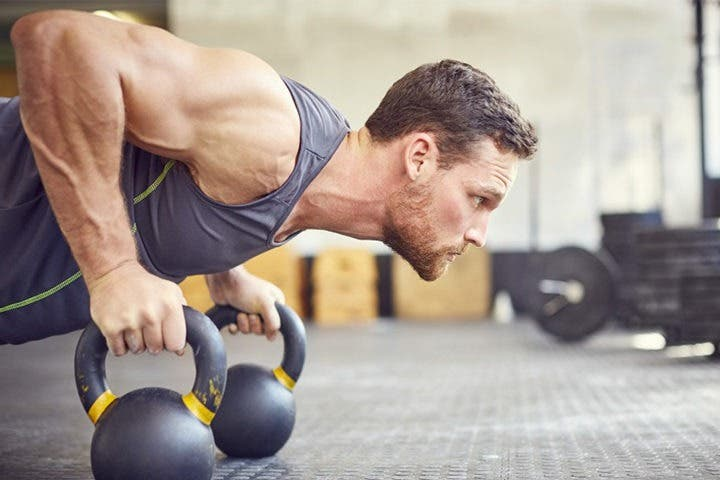 Bebida energética para mejorar a la hora de entrenar